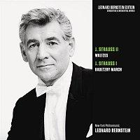 Leonard Bernstein – Strauss, Jr: Waltzes - Strauss, Sr.: Radetzky March