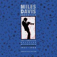 Přední strana obalu CD Chronicles - The Complete Prestige Recordings 1951-1956