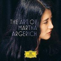 Přední strana obalu CD The Art of Martha Argerich