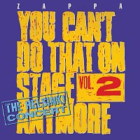 Přední strana obalu CD You Can't Do That On Stage Anymore, Vol. 2 - The Helsinki Concert