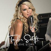 Přední strana obalu CD Love Story