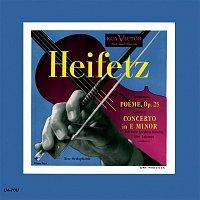 Jascha Heifetz, Izler Solomon, George Edvadovich Conus – Chausson: Poeme, Op. 25, Conus: Violin Concerto in E Minor,