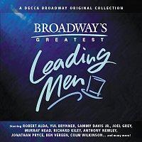 Přední strana obalu CD Broadway's Greatest Leading Men