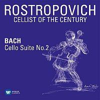 Mstislav Rostropovich – Bach: Cello Suite No. 2 in D Minor, BWV 1008