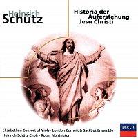 Sir Peter Pears, Heinrich Schutz Choir, Roger Norrington – Schutz: Historia der Auferstehung Jesu Christi