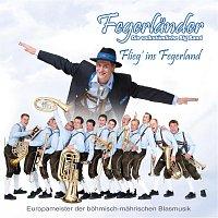 Přední strana obalu CD Flieg' Ins Fegerland