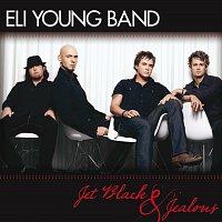 Přední strana obalu CD Jet Black and Jealous