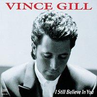 Přední strana obalu CD I Still Believe In You