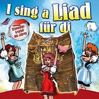 Přední strana obalu CD I sing a Liad für Di