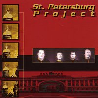 Přední strana obalu CD St. Petersburg Project