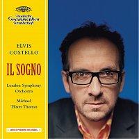 Přední strana obalu CD Elvis Costello: Il Sogno