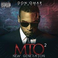 Přední strana obalu CD Don Omar Presents MTO2: New Generation