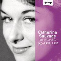 Přední strana obalu CD Heritage - Paris-Canaille - Philips (1951-1953)