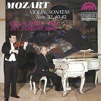Václav Snítil, Jan Panenka – Mozart: Sonáty pro housle a klavír č. 32, 40, 42