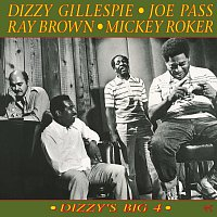 Dizzy Gillespie, Joe Pass, Ray Brown, Mickey Roker – Dizzy's Big 4 [Original Jazz Classics Remasters]