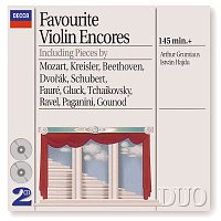 Arthur Grumiaux, Istvan Hajdu – Favourite Violin Encores [2 CDs]