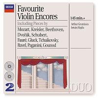Arthur Grumiaux, Istvan Hajdu – Favourite Violin Encores