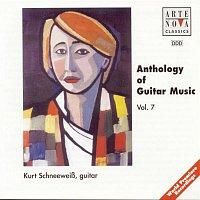 Kurt Schneeweiss, Johann Sebastian Bach, Fernando Sor – Anthology Of Guitar Music Vol. 7