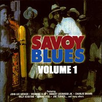 Různí interpreti – The Savoy Blues, Vol. 1