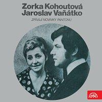 Zorka Kohoutová, Jaroslav Vaňátko – Zorka Kohoutová a Jaroslav Vaňátko zpívají novinky Pantonu