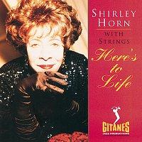 Přední strana obalu CD Here's To Life