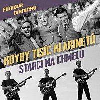 Přední strana obalu CD Kdyby tisíc klarinetů / Starci na chmelu - Filmové písničky