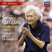 Přední strana obalu CD Beethoven: Leonore Overture No. 3; Symphony No. 7