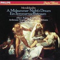Arleen Augér, Ann Murray, The Ambrosian Singers, Philharmonia Orchestra – Mendelssohn: A Midsummer Night's Dream