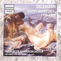 Freiburger Barockorchester – Telemann: Cto & Overtures