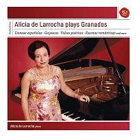 Alicia de Larrocha, Enrique Granados – Alicia de Larrocha plays Granados