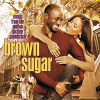 Přední strana obalu CD Brown Sugar