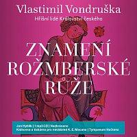 Jan Hyhlík – Znamení rožmberské růže - Hříšní lidé Království českého (MP3-CD)