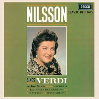 Birgit Nilsson, Orchestra of the Royal Opera House, Covent Garden, Argeo Quadri – Verdi: Arias