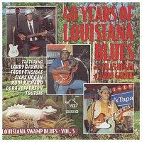 Různí interpreti – Louisiana Swamp Blues Vol. 5