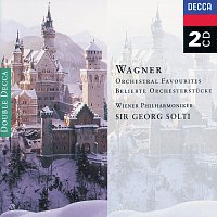 Wiener Philharmoniker, Sir Georg Solti – Wagner: Orchestral Favourites [2 CDs]