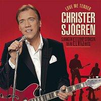 Christer Sjogren – Love Me Tender