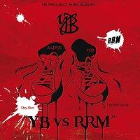 Přední strana obalu CD YB vs RRM