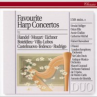 Různí interpreti – Favourite Harp Concertos