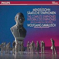 Wolfgang Sawallisch – Mendelssohn: Les Symphonies