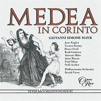 Jane Eaglen, Bruce Ford, Raúl Gimenez, Philharmonia Orchestra, David Parry – Mayr: Medea In Corinto