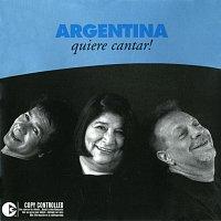 León Gieco, Victor Heredia, Mercedes Sosa – Argentina Quiere Cantar
