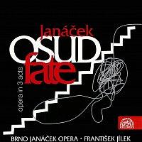 Přední strana obalu CD Janáček: Osud. Opera o 3 dějstvích - komplet