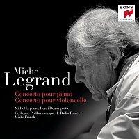 Henri Demarquette, Michel Legrand, Orchestre Philharmonique de Radio France, Mikko Franck – Concerto pour piano, Concerto pour violoncelle
