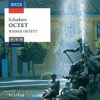 Přední strana obalu CD Schubert: Octet; Minuet & Finale