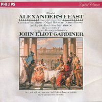 Přední strana obalu CD Handel: Alexander's Feast [2 CDs]