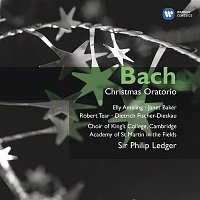 Elly Ameling, Dame Janet Baker, Robert Tear, Dietrich Fischer-Dieskau, Choir of King's College, Cambridge, Academy of St Martin-in-the-Fields, Sir Philip Ledger – Bach: Christmas Oratorio