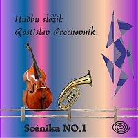 Přední strana obalu CD Scénika č.1