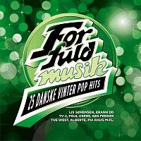 Various Artists.. – For Fuld Musik - 25 Danske Vinter Pop Hits