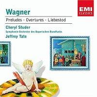 Jeffrey Tate, Cheryl Studer, Symphonieorchester des Bayerischen Rundfunks – Wagner: Faust & Columbus Overtures, Meistersinger Prelude, Parsifal Prelude, Tristan und Isolde exc.