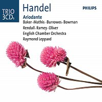 Dame Janet Baker, James Bowman, Norma Burrowes, Edith Mathis, Raymond Leppard – Handel: Ariodante [3 CDs]